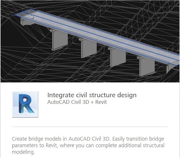 civil + revit