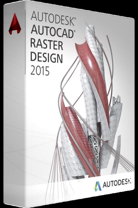 AutoCAD Raster Design 2015