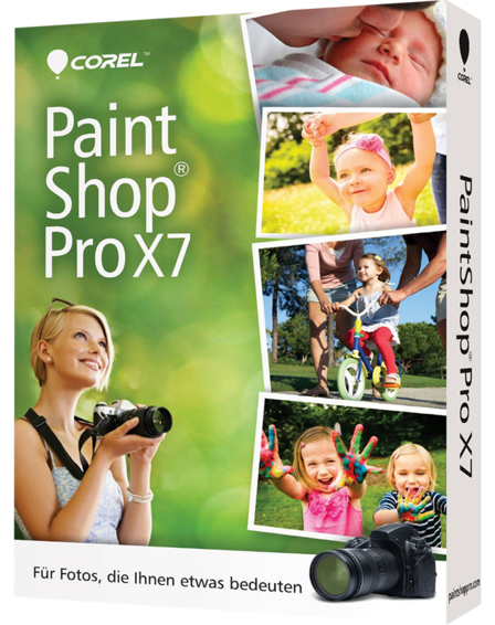 Corel PaintShop Pro X7 Ultimate Pack