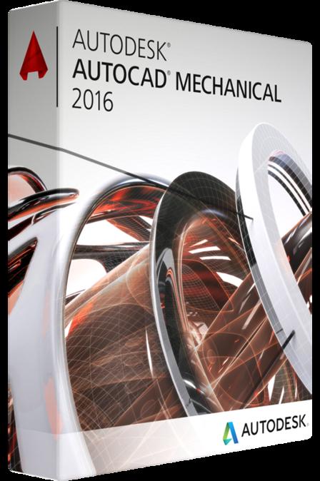 AutoCAD Mechanical 2016