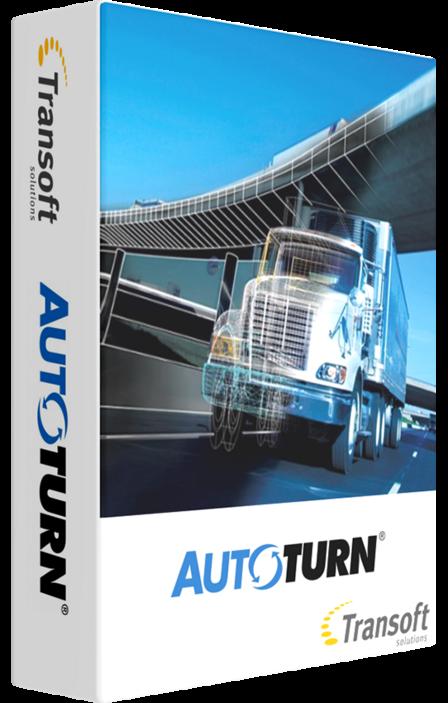 Transoft AutoTURN Pro 3D 9