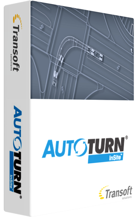 Transoft AutoTURN InSite 8