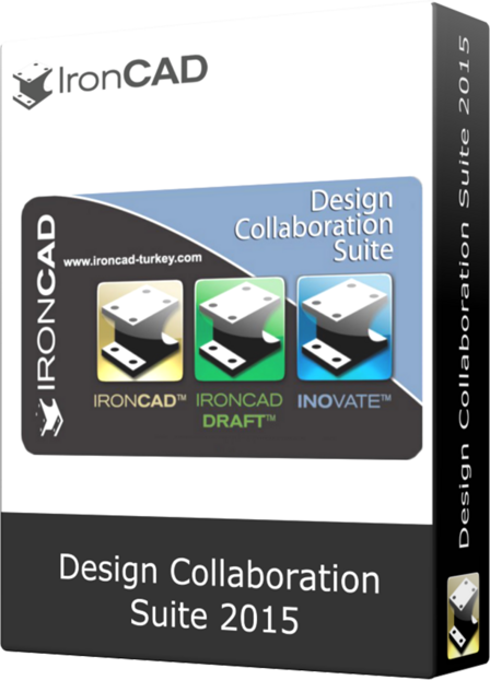 IRONCAD Design Collaboration Suite 2015