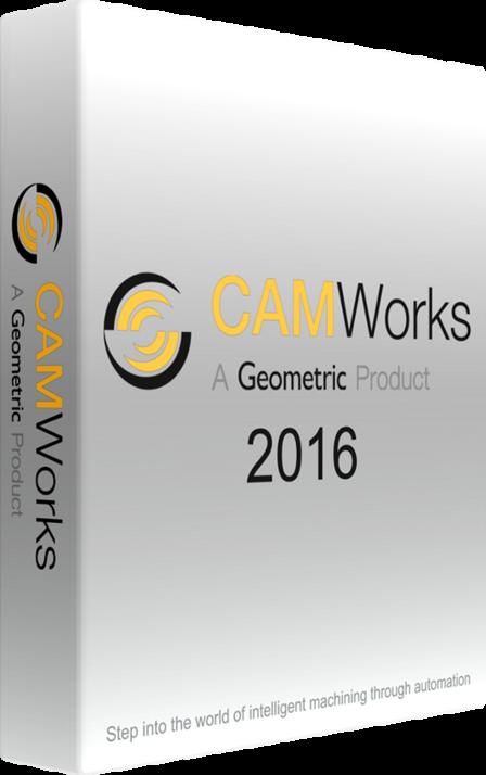 Geometric CAMWorks 2016