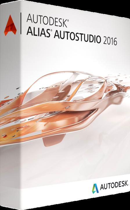 Alias AutoStudio 2016