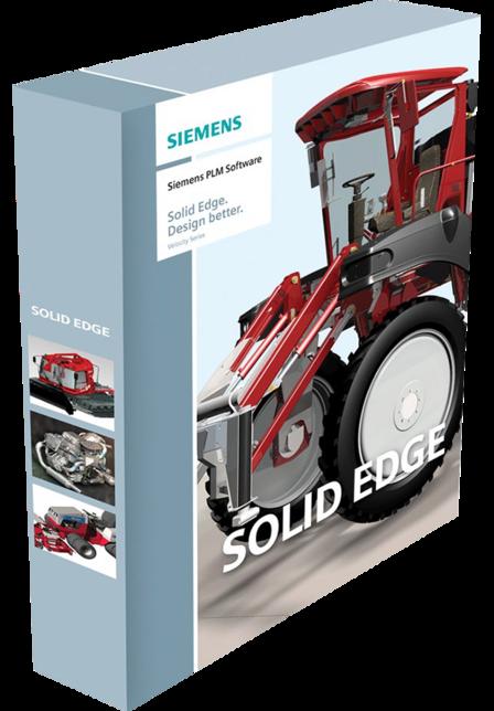 Siemens Solid Edge ST8
