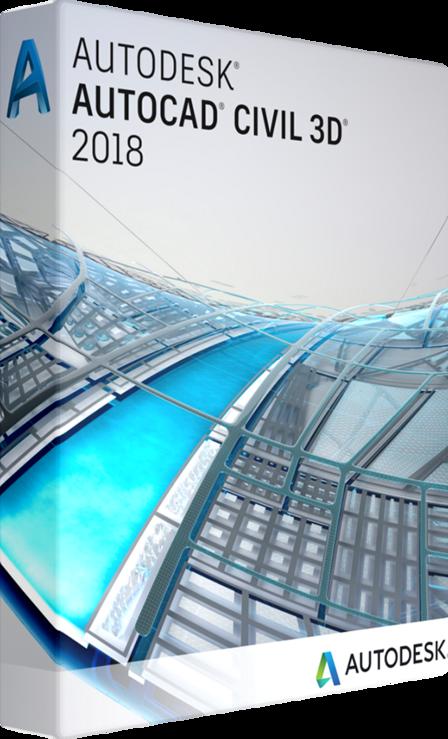 AutoCAD Civil 3D 2018