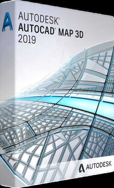 AutoCAD Map 3D 2019