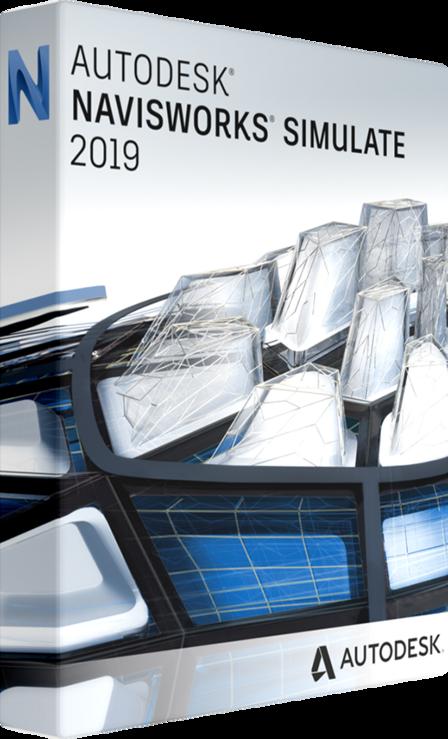 Navisworks Simulate 2019